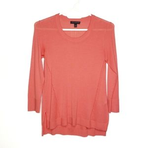 Banana Republic Pointelle Knit Pullover Sweater XS